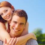 זוג מאושר